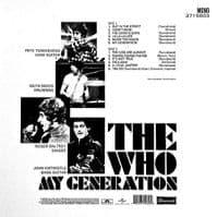THE WHO My Generation Vinyl Record LP Brunswick 2015